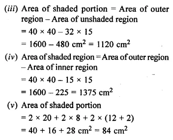 Selina Concise Mathematics Class 7 ICSE Solutions Chapter 20 Mensuration Ex 20B 35