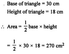 Selina Concise Mathematics Class 7 ICSE Solutions Chapter 20 Mensuration Ex 20B 43