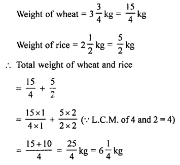 Selina Concise Mathematics Class 7 ICSE Solutions Chapter 3 Fractions (Including Problems) Ex 3C 44
