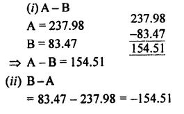 Selina Concise Mathematics Class 7 ICSE Solutions Chapter 4 Decimal Fractions (Decimals) Ex 4B 25