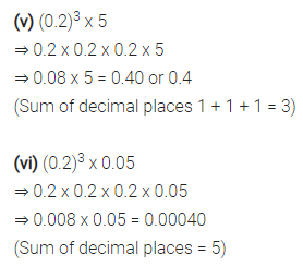 Selina Concise Mathematics Class 7 ICSE Solutions Chapter 4 Decimal Fractions (Decimals) Ex 4C 50