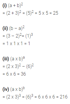 Selina Concise Mathematics Class 7 ICSE Solutions Chapter 5 Exponents (Including Laws of Exponents) Ex 5A 11