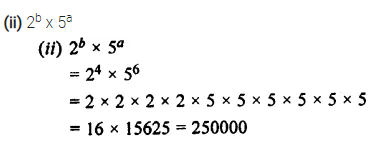 Selina Concise Mathematics Class 7 ICSE Solutions Chapter 5 Exponents (Including Laws of Exponents) Ex 5A 16