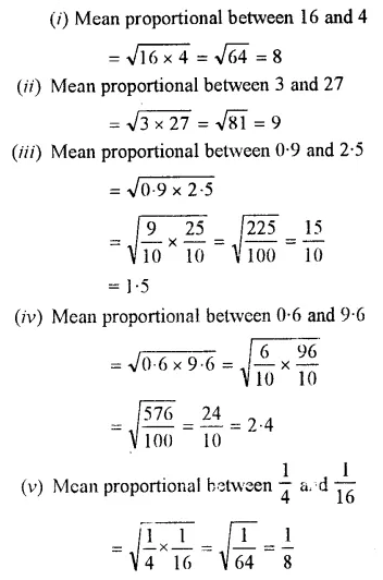 Selina Concise Mathematics Class 7 ICSE Solutions Chapter 6 Ratio and Proportion (Including Sharing in a Ratio) Ex 6B 31