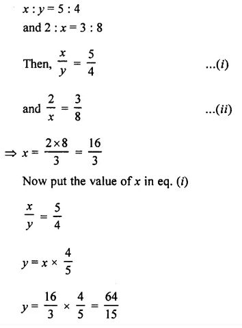 Selina Concise Mathematics Class 7 ICSE Solutions Chapter 6 Ratio and Proportion (Including Sharing in a Ratio) Ex 6B 36