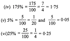Selina Concise Mathematics Class 7 ICSE Solutions Chapter 7 Percent and Percentage Ex 8A 3