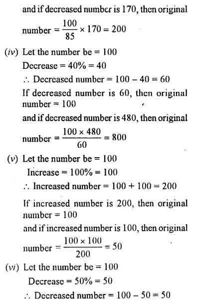 Selina Concise Mathematics Class 7 ICSE Solutions Chapter 7 Percent and Percentage Ex 8C 32