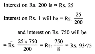 Selina Concise Mathematics Class 7 ICSE Solutions Chapter 7 Unitary Method (Including Time and Work) Ex 7A 10