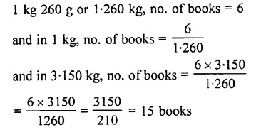 Selina Concise Mathematics Class 7 ICSE Solutions Chapter 7 Unitary Method (Including Time and Work) Ex 7A 2