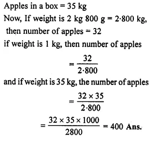 Selina Concise Mathematics Class 7 ICSE Solutions Chapter 7 Unitary Method (Including Time and Work) Ex 7B 25