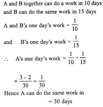 Selina Concise Mathematics Class 7 ICSE Solutions Chapter 7 Unitary Method (Including Time and Work) Ex 7C 31