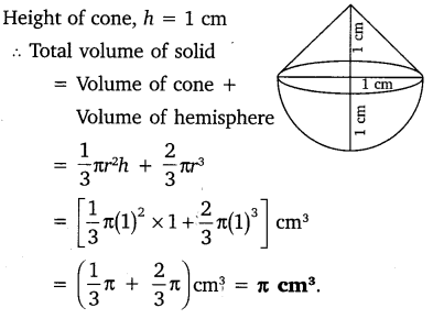 NCERT Solutions for Class 10 Maths Chapter 13 Surface Areas and Volumes 12