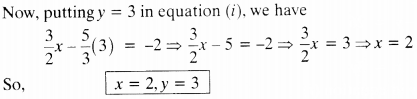 NCERT Solutions for Class 10 Maths Chapter 3 Pair of Linear Equations in Two Variables e3 5