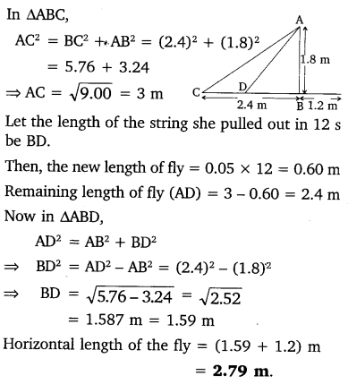 NCERT Solutions for Class 10 Maths Chapter 6 Triangles 112