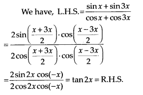 NCERT Solutions for Class 11 Maths Chapter 3 Trigonometric Functions Ex 3.3 19