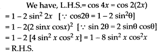 NCERT Solutions for Class 11 Maths Chapter 3 Trigonometric Functions Ex 3.3 24