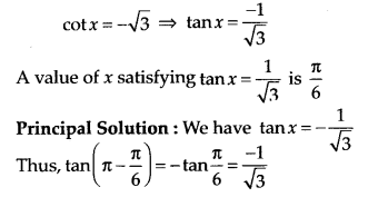 NCERT Solutions for Class 11 Maths Chapter 3 Trigonometric Functions Ex 3.4 3