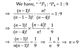 NCERT Solutions for Class 11 Maths Chapter 7 Permutations and Combinations Ex 7.3 1