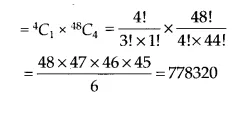 NCERT Solutions for Class 11 Maths Chapter 7 Permutations and Combinations Ex 7.4 4