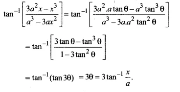NCERT Solutions for Class 12 Maths Chapter 2 Inverse Trigonometric Functions Ex 2.2 Q10.1