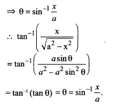 NCERT Solutions for Class 12 Maths Chapter 2 Inverse Trigonometric Functions Ex 2.2 Q9.1