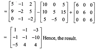 NCERT Solutions for Class 12 Maths Chapter 3 Matrices Ex 3.2 Q15.1