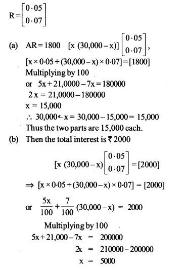 NCERT Solutions for Class 12 Maths Chapter 3 Matrices Ex 3.2 Q19.1