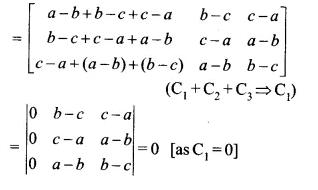 NCERT Solutions for Class 12 Maths Chapter 4 Determinants Ex 4.2 Q2.1