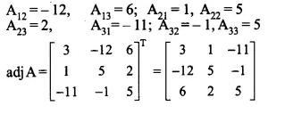 NCERT Solutions for Class 12 Maths Chapter 4 Determinants Ex 4.5 Q2.1
