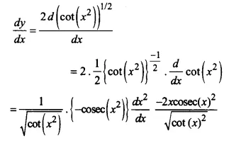 NCERT Solutions for Class 12 Maths Chapter 5 Continuity and Differentiability Ex 5.2 Q7.1