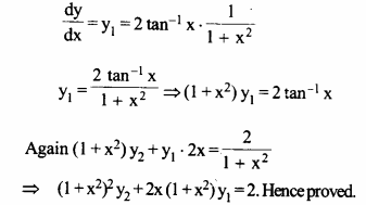NCERT Solutions for Class 12 Maths Chapter 5 Continuity and Differentiability Ex 5.7 Q17.1