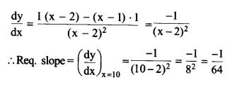 NCERT Solutions for Class 12 Maths Chapter 6 Application of Derivatives Ex 6.3 Q2.1