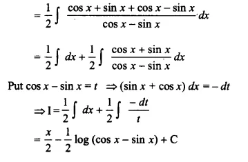 NCERT Solutions for Class 12 Maths Chapter 7 Integrals Ex 7.2 Q33.1