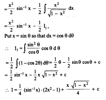 NCERT Solutions for Class 12 Maths Chapter 7 Integrals Ex 7.6 Q7.1