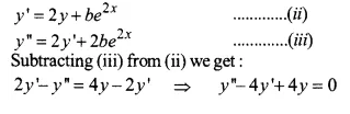 NCERT Solutions for Class 12 Maths Chapter 9 Differential Equations Ex 9.3 Q4.1