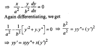 NCERT Solutions for Class 12 Maths Chapter 9 Differential Equations Ex 9.3 Q9.1