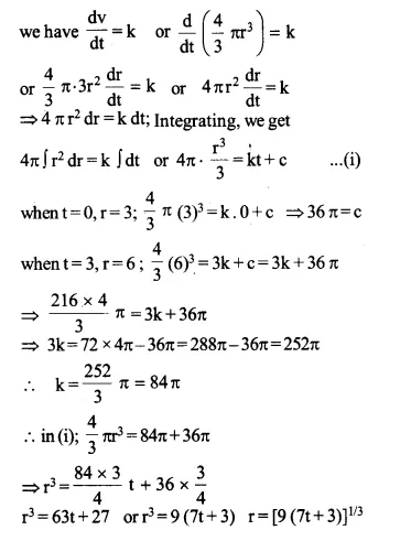 NCERT Solutions for Class 12 Maths Chapter 9 Differential Equations Ex 9.4 Q19.1