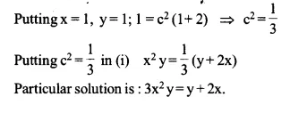 NCERT Solutions for Class 12 Maths Chapter 9 Differential Equations Ex 9.5 Q12.2