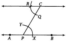 NCERT Solutions for Class 7 Maths Chapter 10 Practical Geometry 1