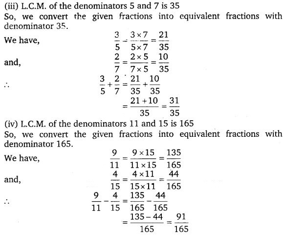 NCERT Solutions for Class 7 Maths Chapter 2 Fractions and Decimals 3