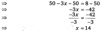 NCERT Solutions for Class 7 Maths Chapter 4 Simple Equations 44