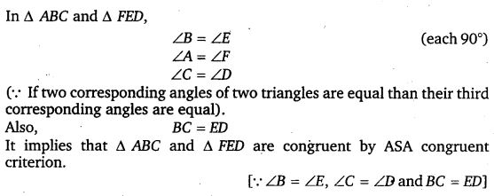 NCERT Solutions for Class 7 Maths Chapter 7 Congruence of Triangles 22