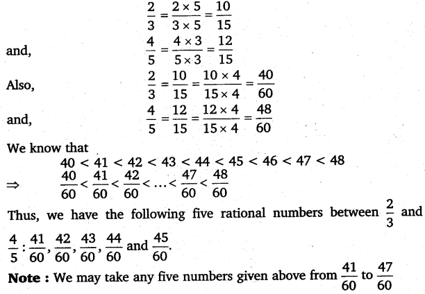 NCERT Solutions for Class 8 Maths Chapter 1 Rational Numbers 18