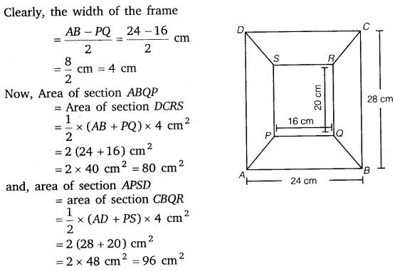 NCERT Solutions for Class 8 Maths Chapter 11 Mensuration 25