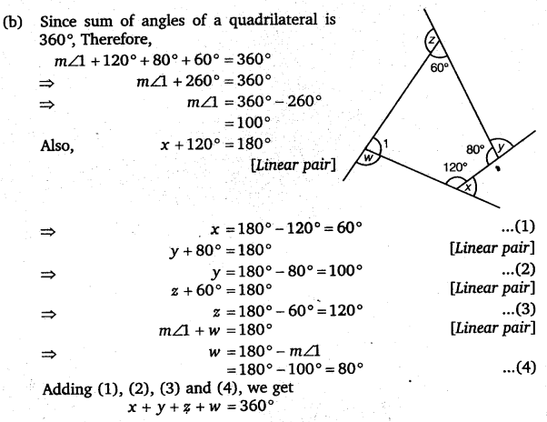 NCERT Solutions for Class 8 Maths Chapter 3 Understanding Quadrilaterals 8