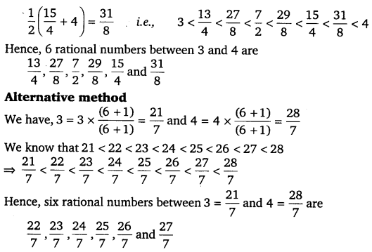 NCERT Solutions for Class 9 Maths Chapter 1 Number Systems Ex 1.1-2