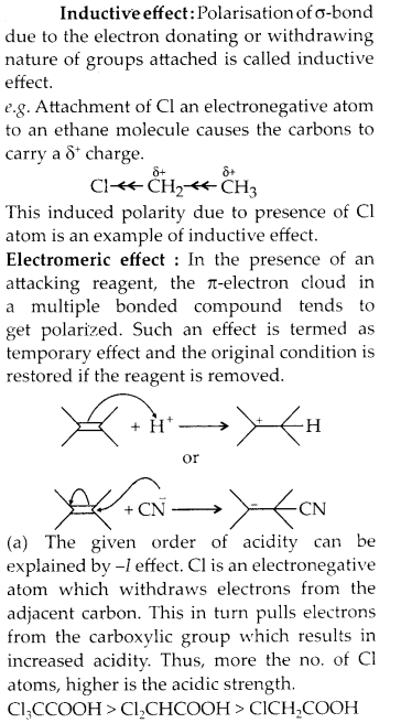NCERT Solutions for Class 11 Chemistry Chapter 12 Organic Chemistry Some Basic Principles and Techniques 36