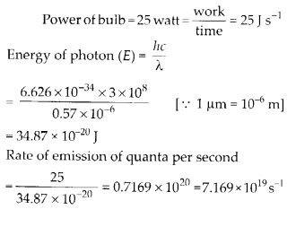NCERT Solutions for Class 11 Chemistry Chapter 2 Structure of Atom 14