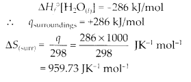 NCERT Solutions for Class 11 Chemistry Chapter 6 Thermodynamics 12
