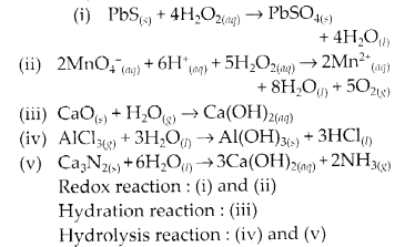 NCERT Solutions for Class 11 Chemistry Chapter 9 Hydrogen 17